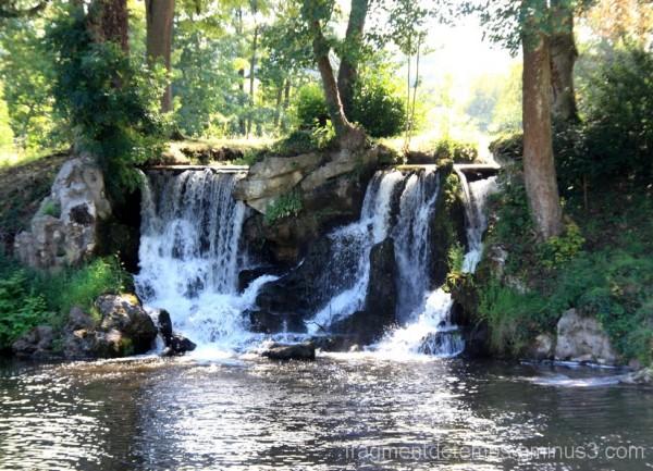 Les cascades du Vast