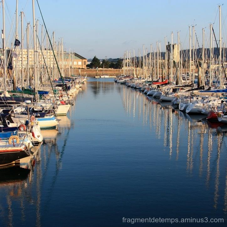 Port de plaisance , Cherbourg