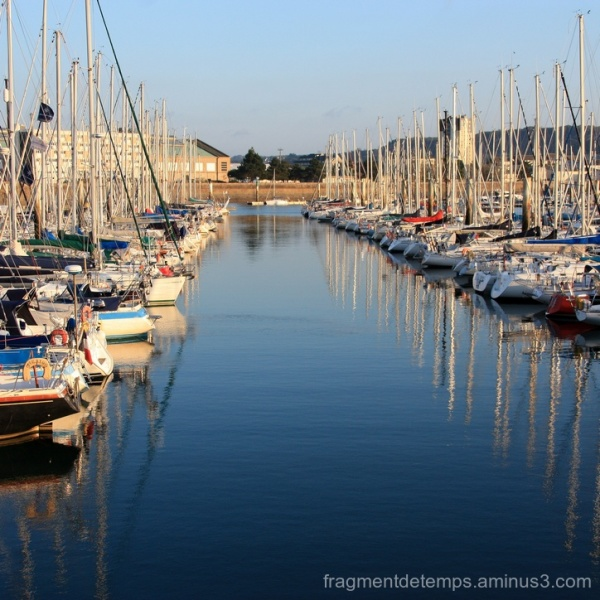 Port de plaisance , Cherbourg