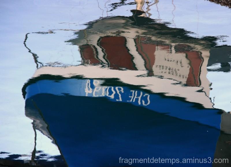 Reflet maritime