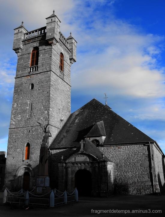 Eglise, Saint-Pierre-Église