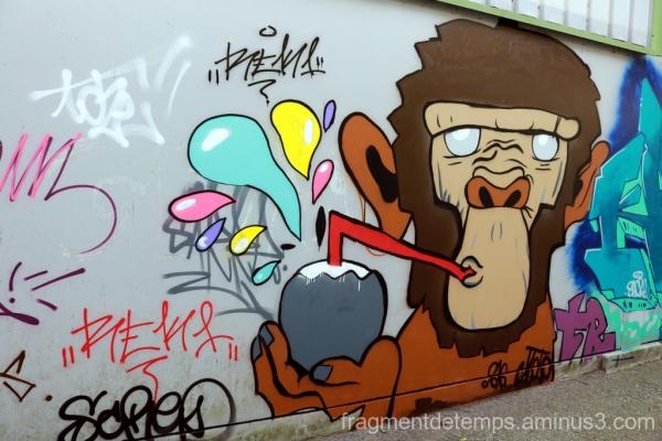 Graffiti, Stade Maurice Postaire ~ 3