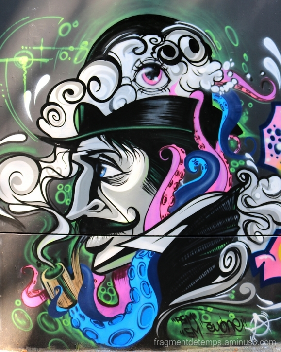 Graffiti, Stade Maurice Postaire ~ 5
