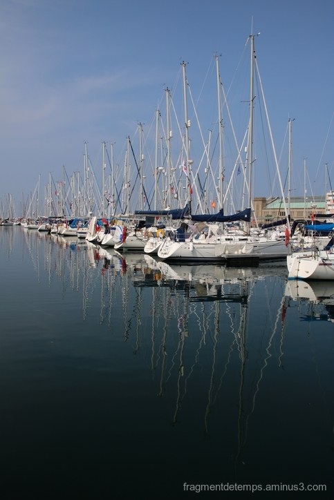 Port de plaisance, Cherbourg