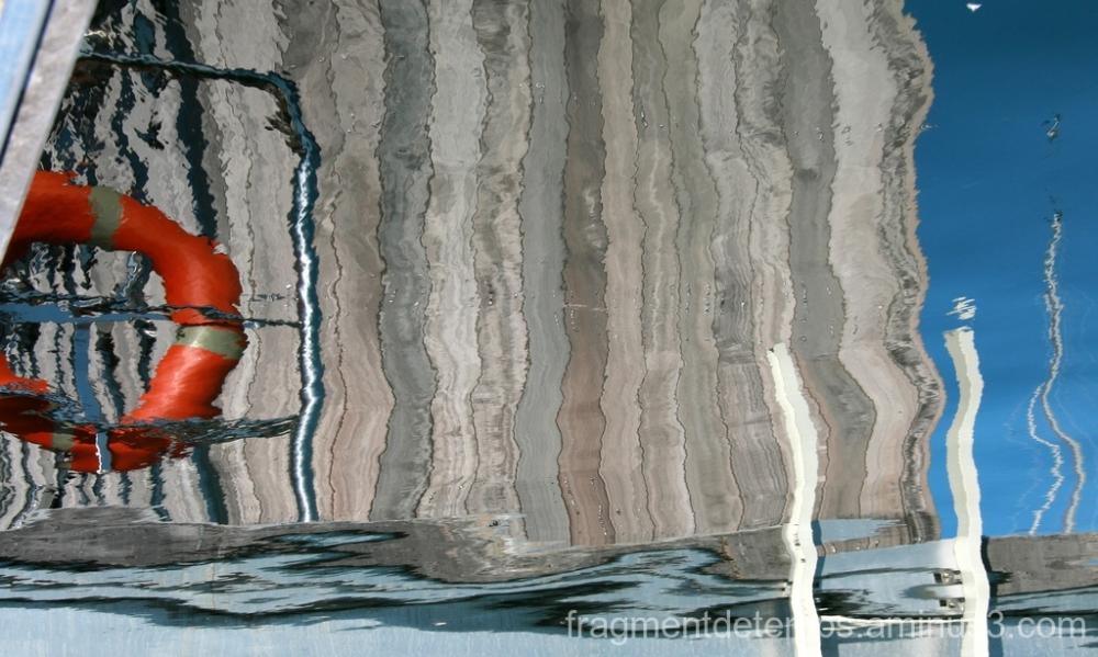 Reflet marin