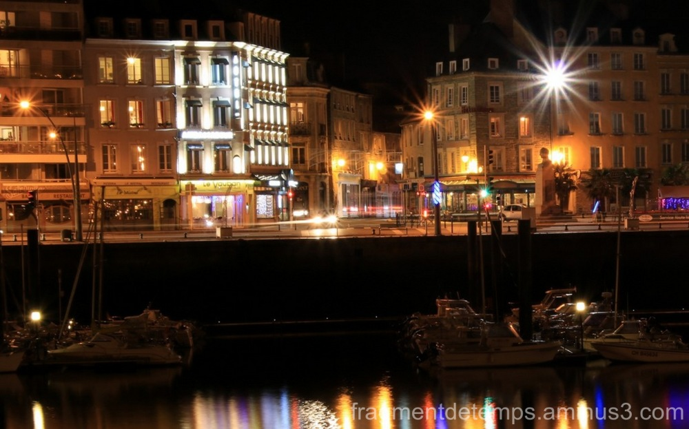 Cherbourg by night # 2017
