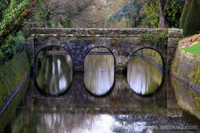 Le pont du château