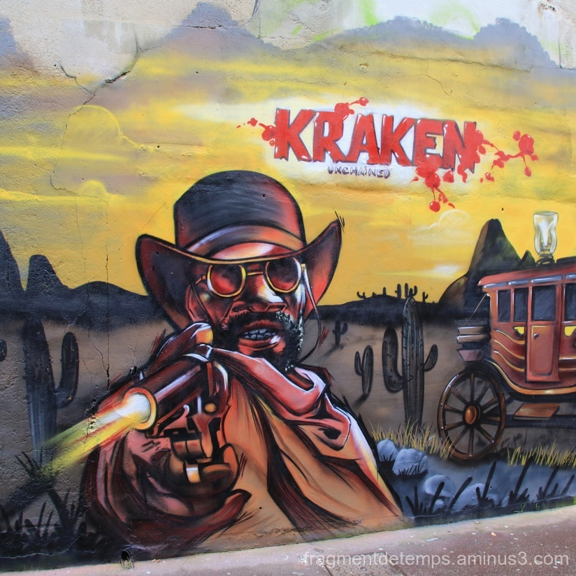 Kraken Unchained by Blesea et Baby k