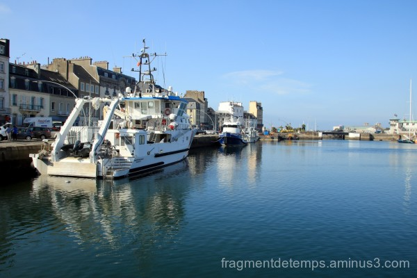 Port de Commerce CHERBOURG