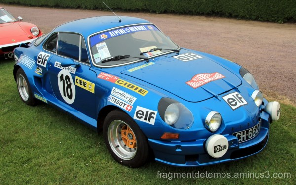 Alpine Berlinette  1976