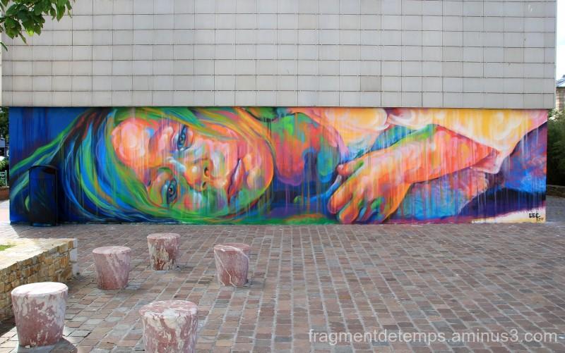 Le mur # 10 - Sêma Lao