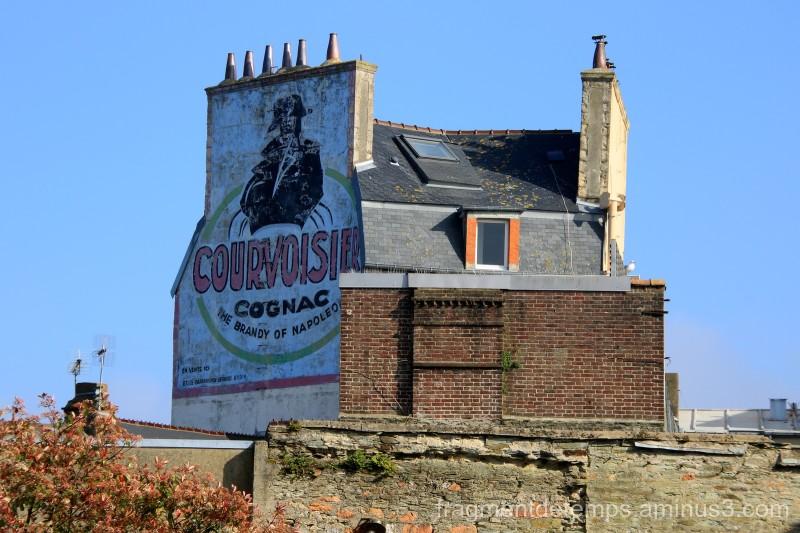 Au dessus des toits de Cherbourg