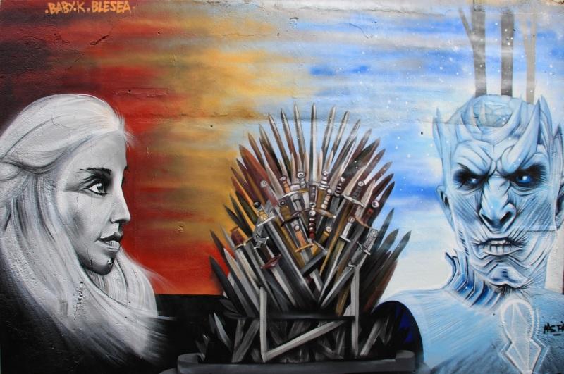 """Graff """"Game Of Thrones"""""""