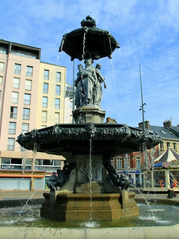 La fontaine Mouchel