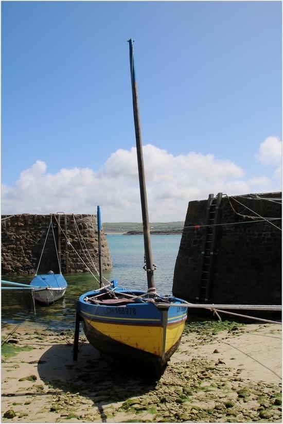 Cap Cotentin Hague Port Racine