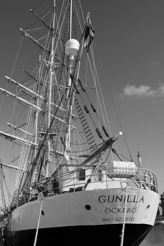 "Le ""Gunilla"""