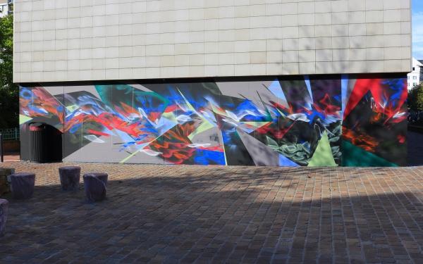 Le mur Cherbourg #15