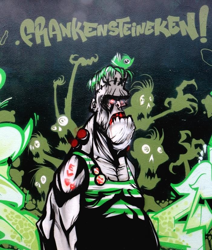 """""""Frankensteineken ! """""""