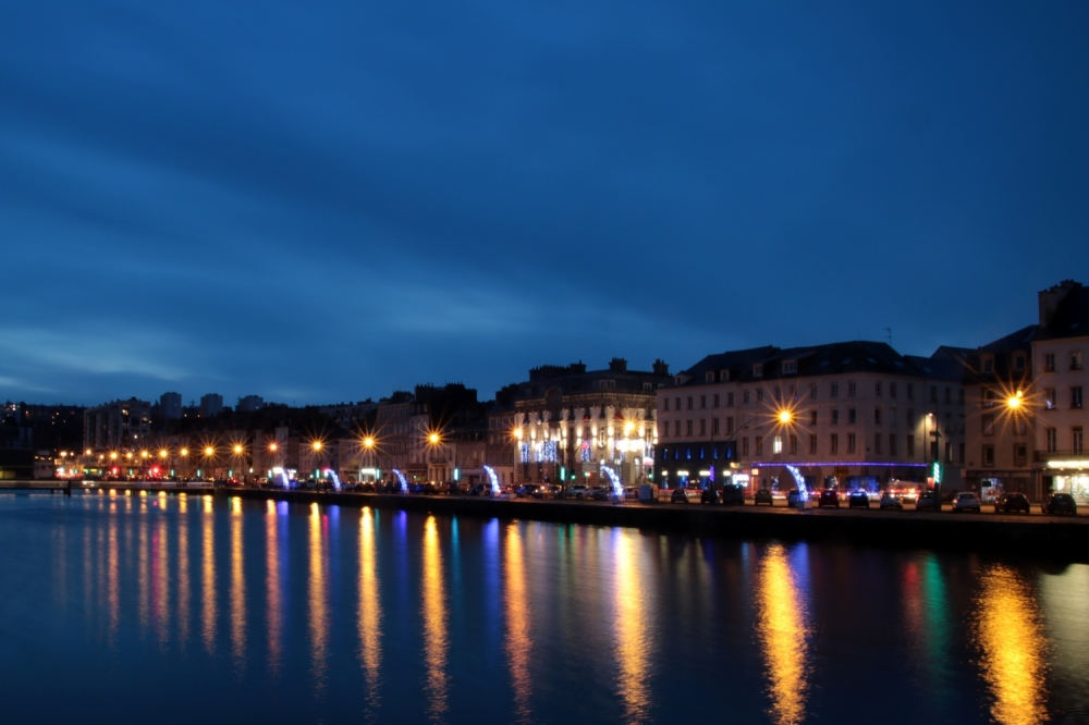Cherbourg By Night #15