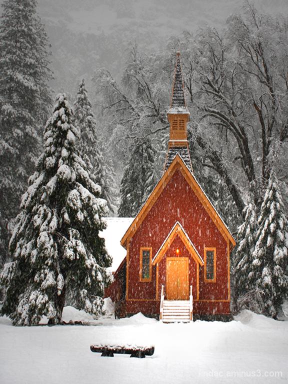 A Church in Yosemite