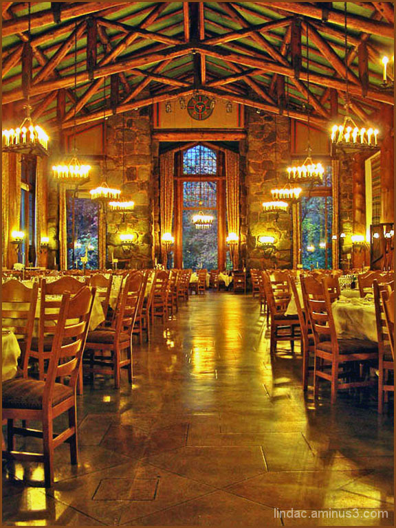 Ahwahnee Dining Hall, Yosemite National Park
