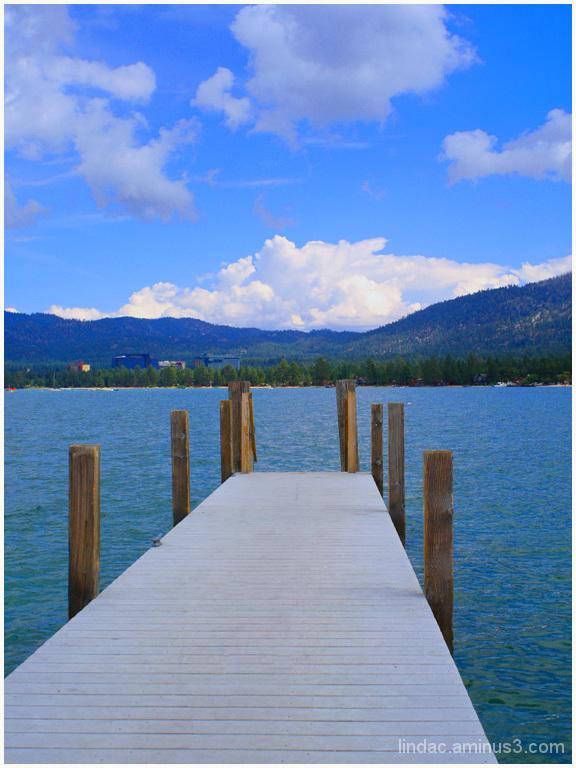 South Lake Tahoe Dock