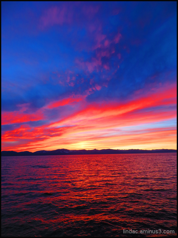 Tahoe Sunset #2