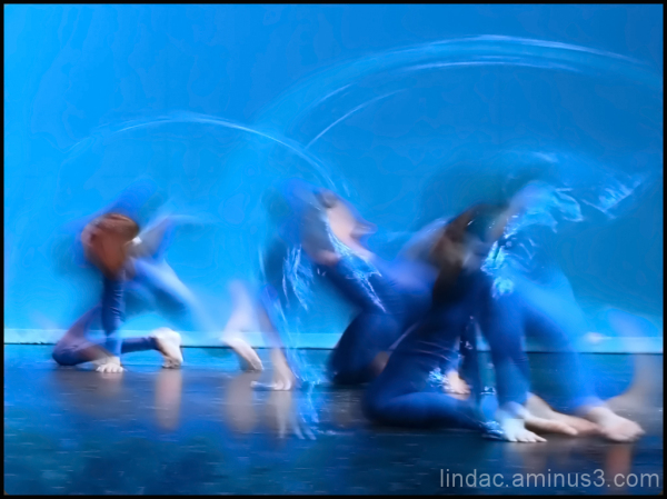 Water Ballerina's