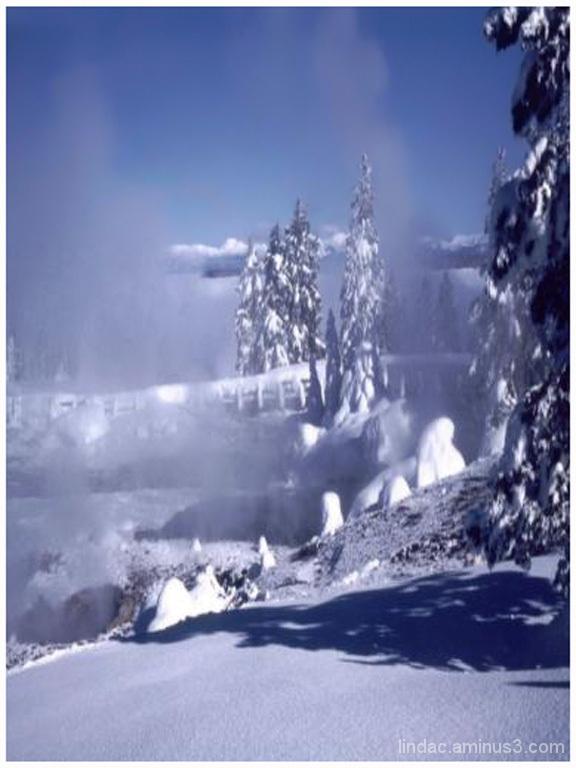 West Thumb Geyser, Yellowstone National Park