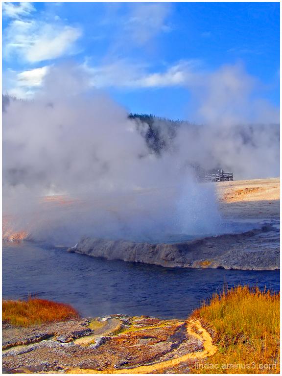 Geyers of Yellowstone, #5