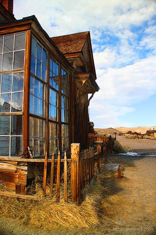 The Cain Residence, Bodie