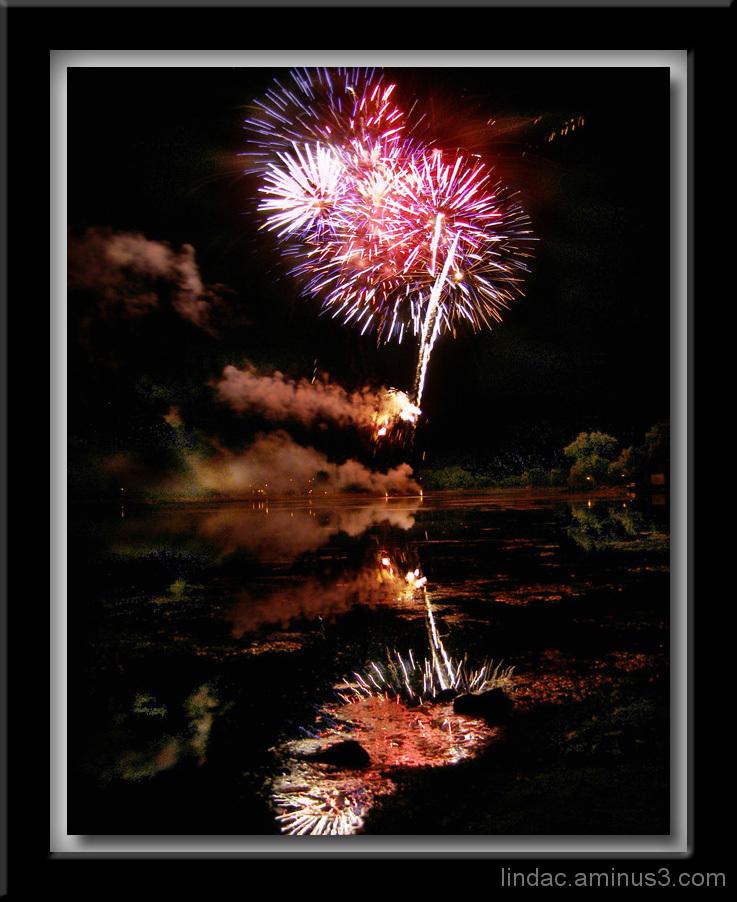 Fireworks Cameron Park
