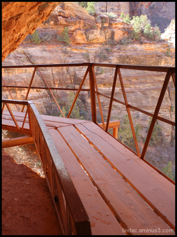 Canyon Overlook Trail, Zion