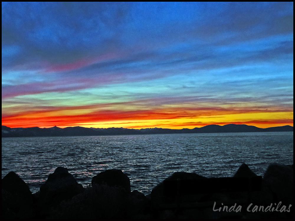 Northshore Tahoe Sunrise