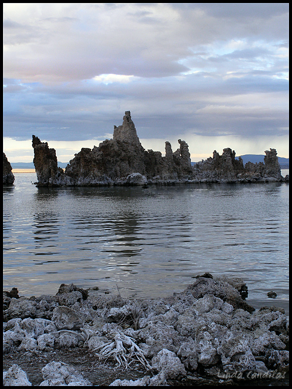 Storm Rising Over Mono Lake