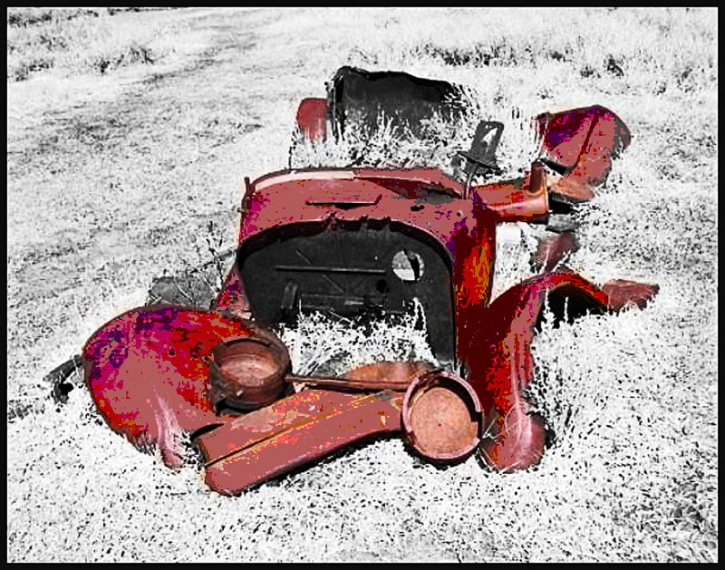 Rusted Car 2, Bodie