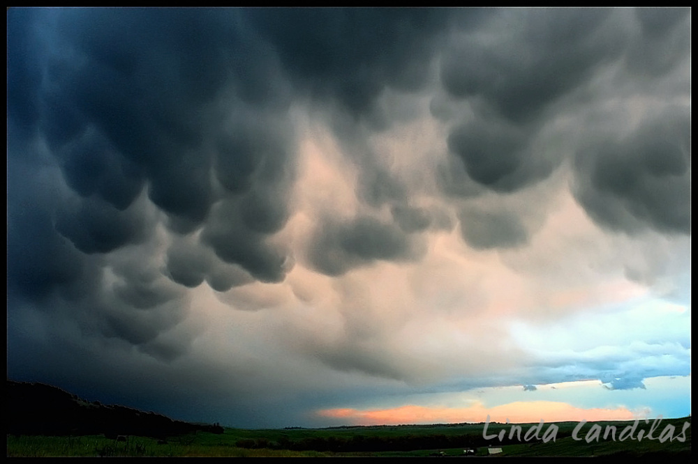 El Dorado Hills Storm, Udder Clouds