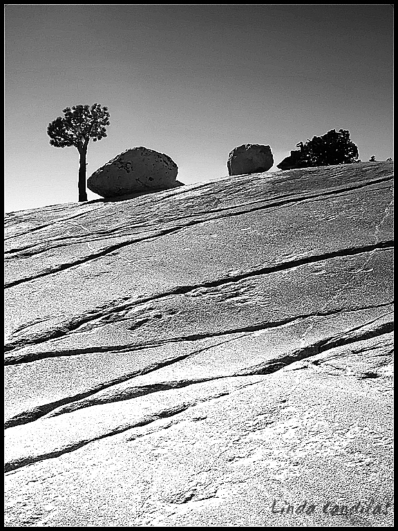 Olmsted Point, Tioga Pass Road, Yosemite