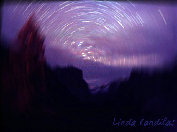 Yosemite Tunnel View Stars