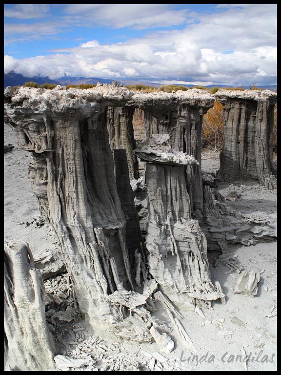 Sandcastles, Mono Lake