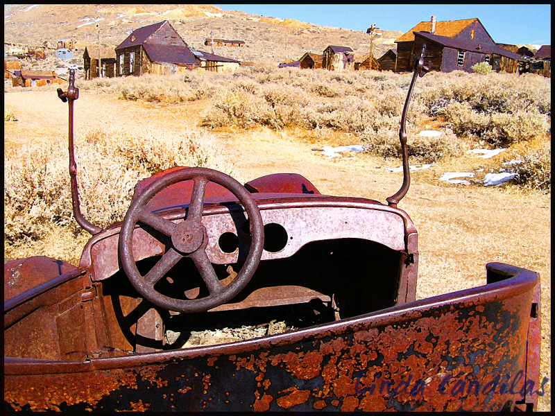 Bodie, Looking Through the Past