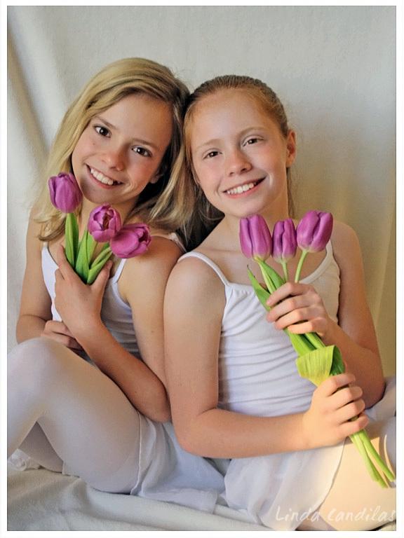 Easter Ballerinas