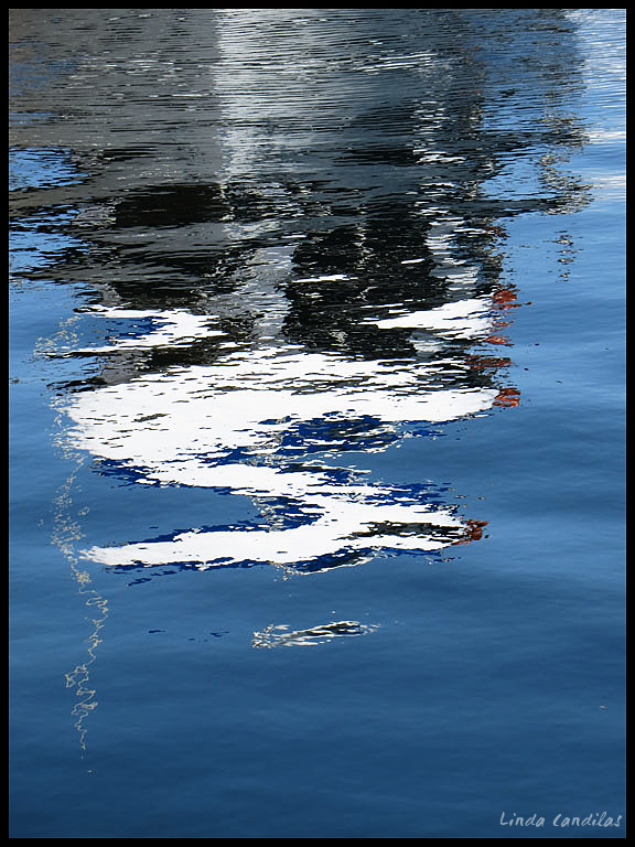 Alaska Bay Reflections