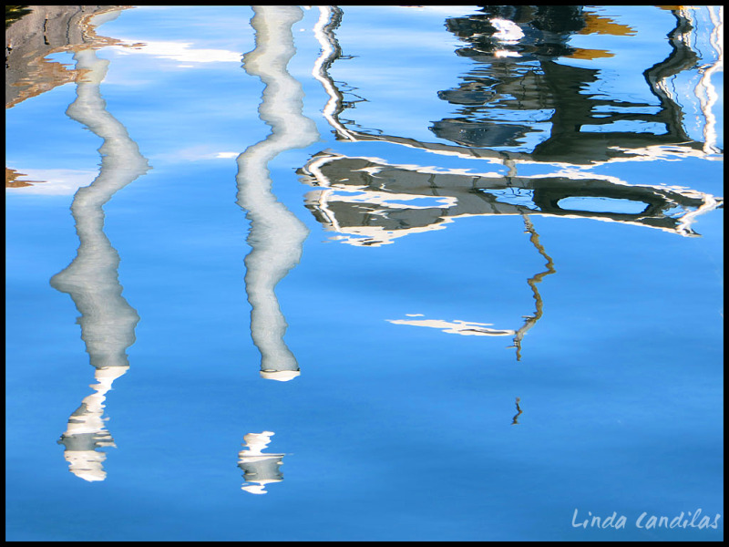 Alaska Bay Reflections 2