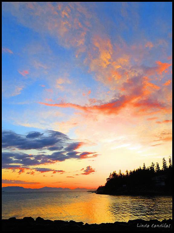 Alaska Sunset 2