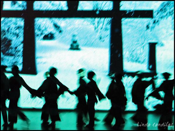 Ballet Shadow Dancers