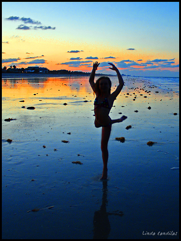 Florida, Ballet at Sunset