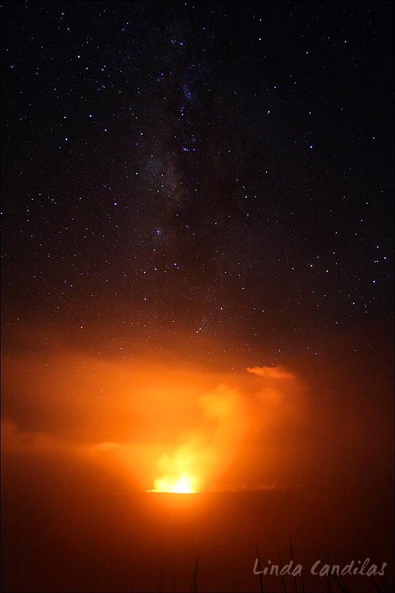 Hawaii Kilauea Caldera