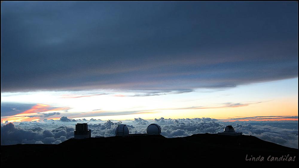 Mauna Kea Observatory's