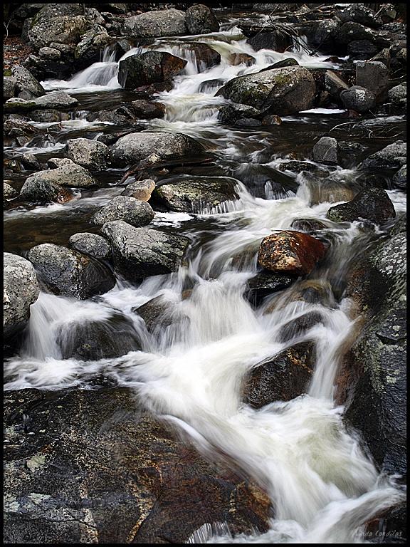Yosemite Bridalvail Creek